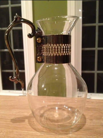 glass pitcher goodwill