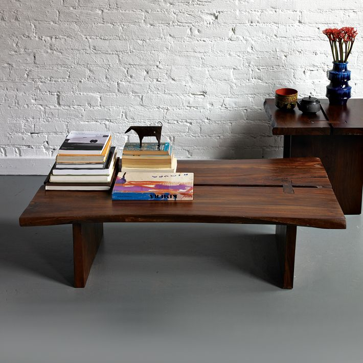 West Elm Wood table