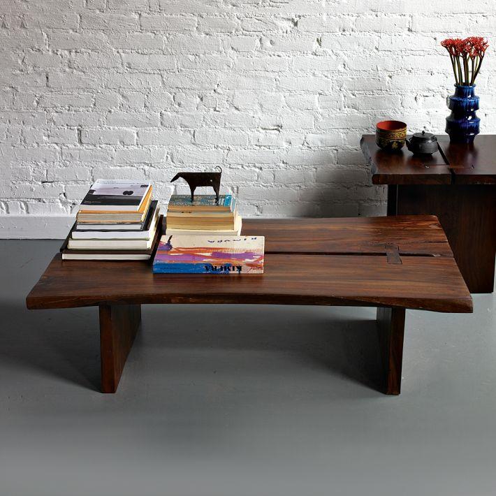West Elm Wood table