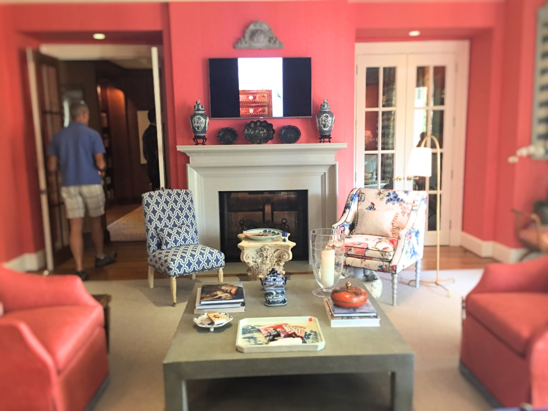 Coral Family Room