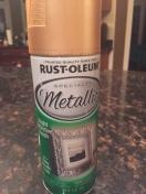 Rustoleum Metallics